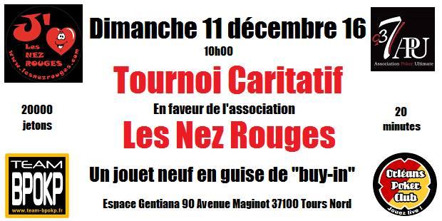 Tournoi caritatif les Nez Rouges : 11 decembre 2016 15281810