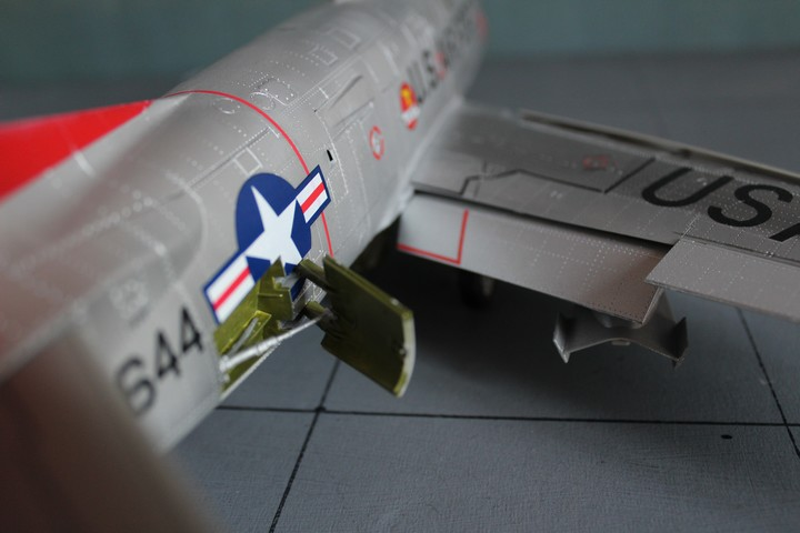 NORTH AMERICAN F-86D SABRE North_26