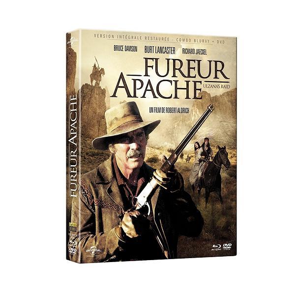 Fureur Apache - Ulzana's Raid - 1972 - Robert Aldrich 81j2f110