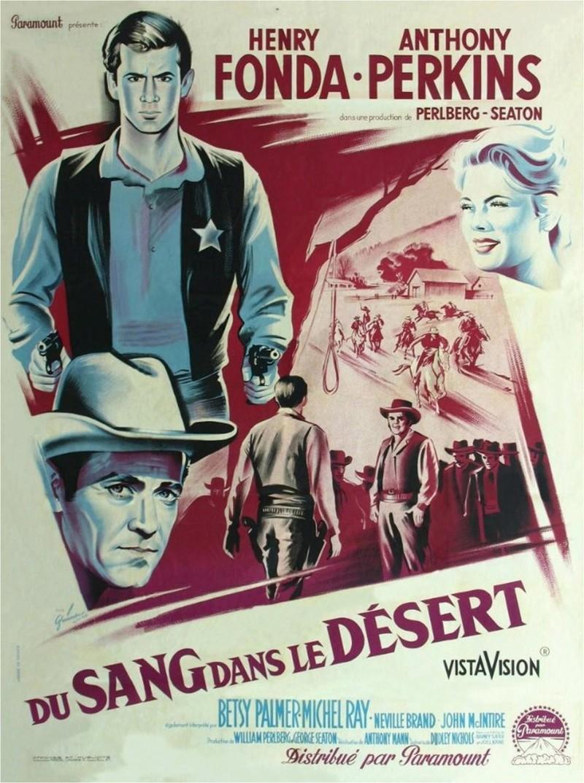 Du Sang Dans Le Désert - The Tin Star - Anthony Mann - 1957 Copie_16