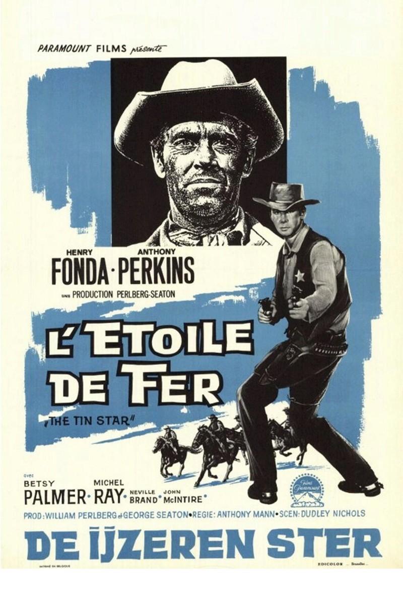 Du Sang Dans Le Désert - The Tin Star - Anthony Mann - 1957 Copie_17