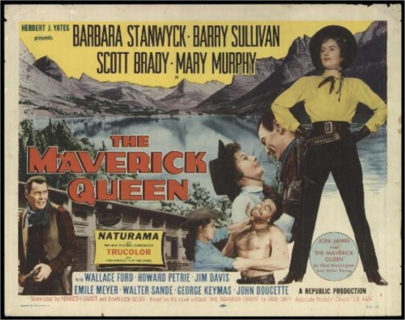 La Horde Sauvage - The Maverick Queen - Joseph Kane (1956) Copie_19
