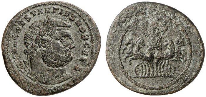 Le monnayage des vicennalia de 326 et la mort de Crispus Consta10