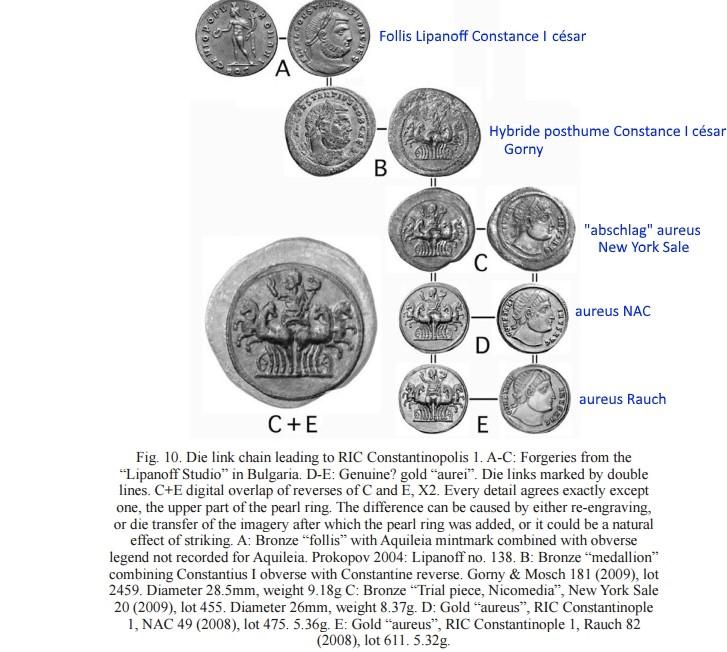 Le monnayage des vicennalia de 326 et la mort de Crispus Liaion10