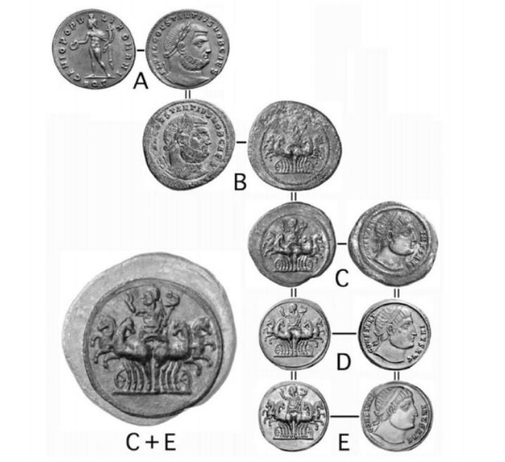 Le monnayage des vicennalia de 326 et la mort de Crispus Liaiso10