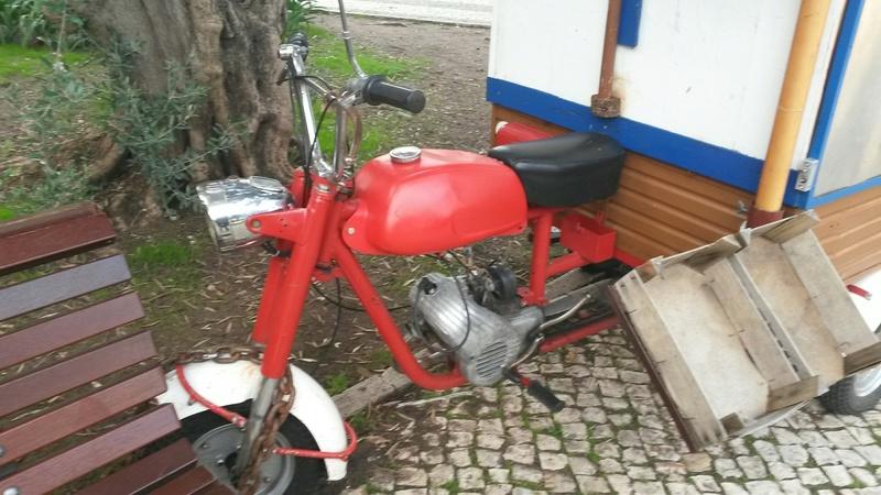 [Oldies] Le Portugal et ces cyclomoteurs 50cc 20161210