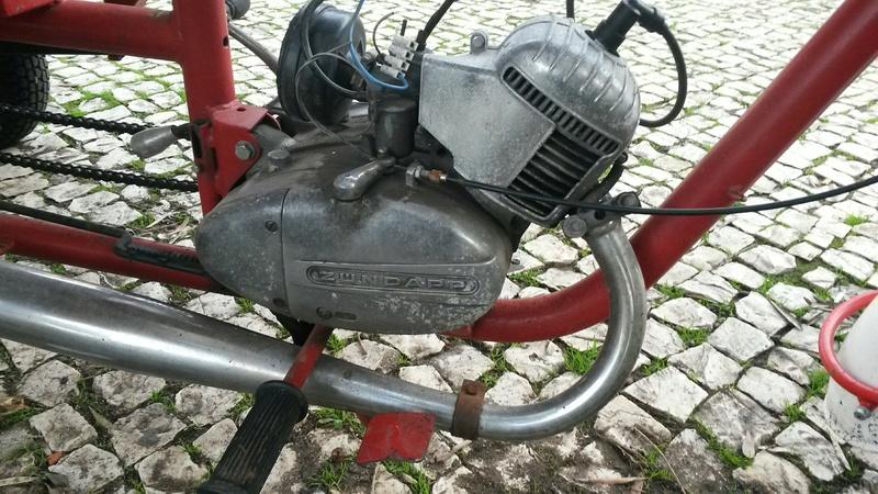 [Oldies] Le Portugal et ces cyclomoteurs 50cc 20161214