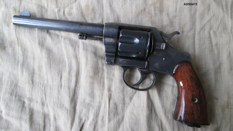 Army Contract Model 1903 Revolver Img_0316