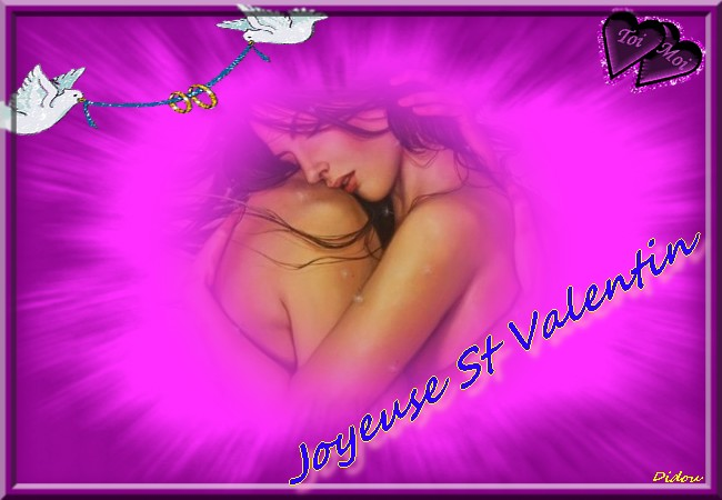 La St Valentin  Crya2213