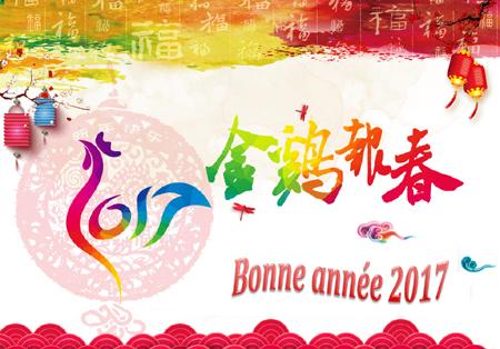 Le nouvel an chinois 2017: l'année du singe  Nouvel11