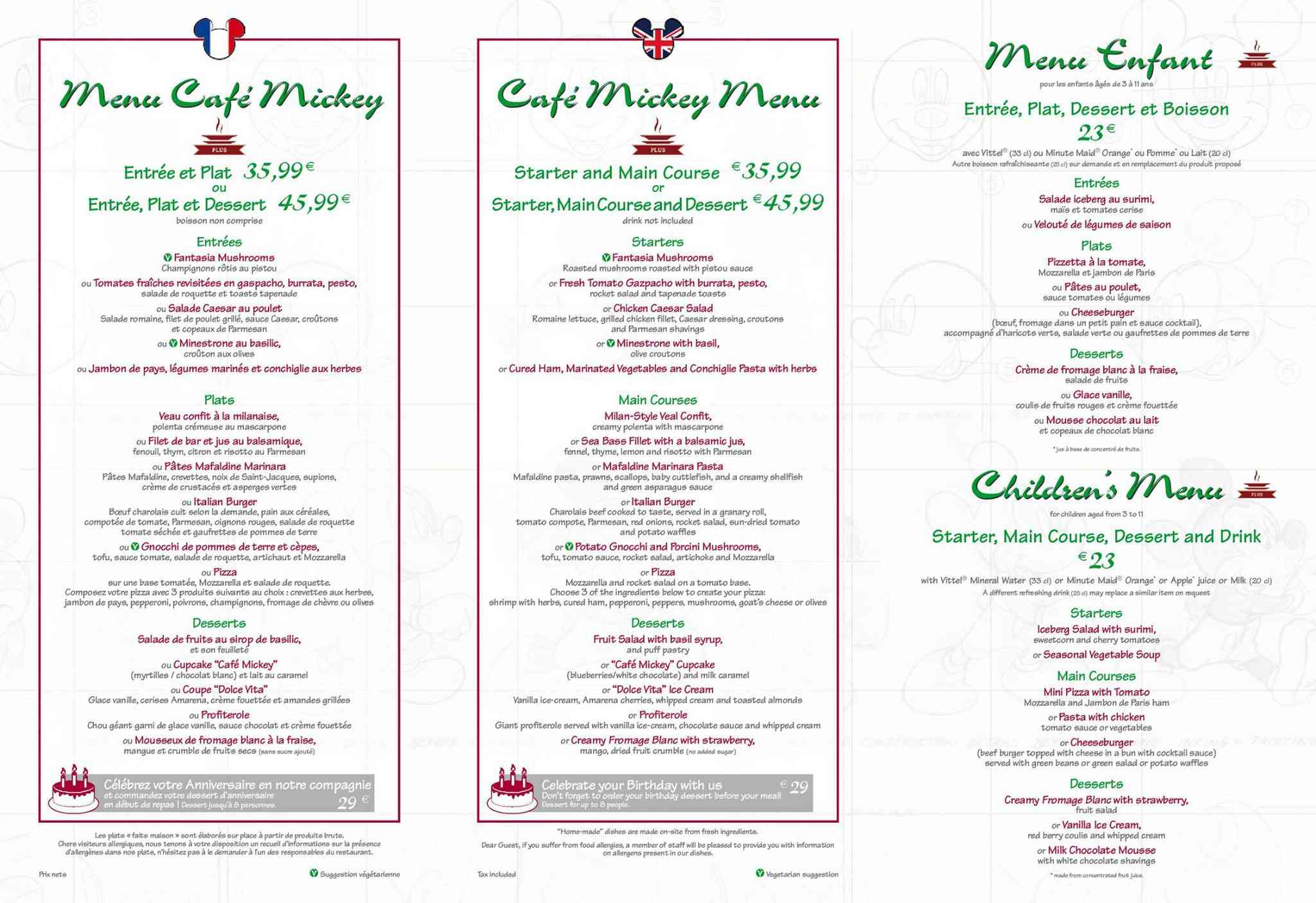 Disney Village :: Café Mickey - Pagina 30 000a13
