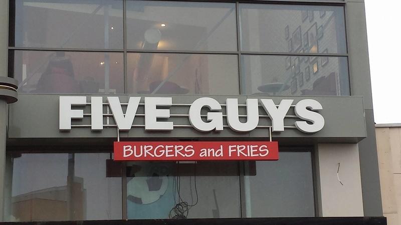 Disney Village: Five Guys restaurant (apertura 6 marzo 2017) - Pagina 2 16707210