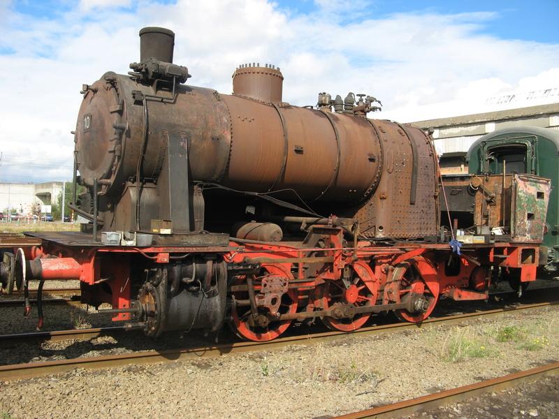 Lok 10 ehemalige EFZ Lok vom Typ Knapsack Img_8110