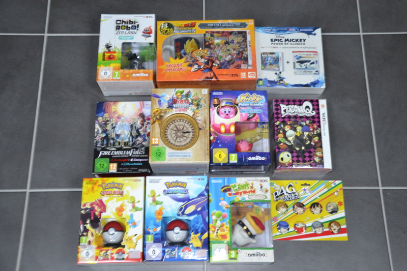 La collection de D3vILWiNNiE Ninten12