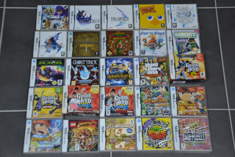 La collection de D3vILWiNNiE Ninten21