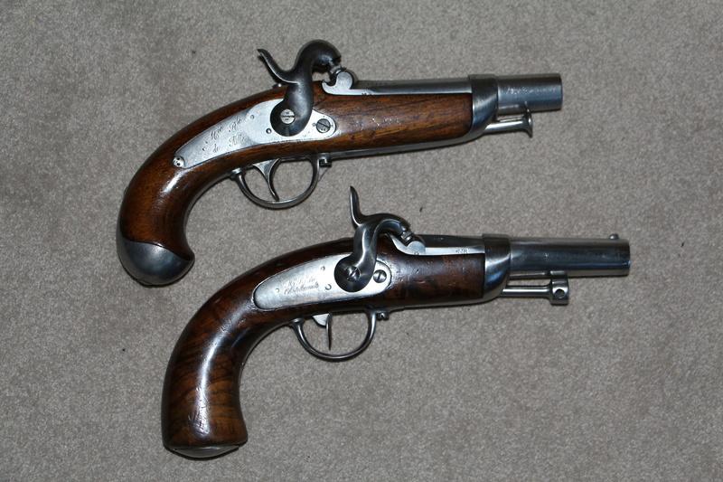 Pistolet de gendarmerie 1842 Img_3533