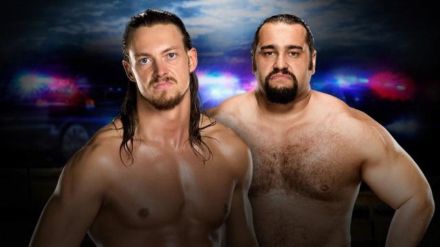 WWE Roadblock du 18/12/2016 20161210