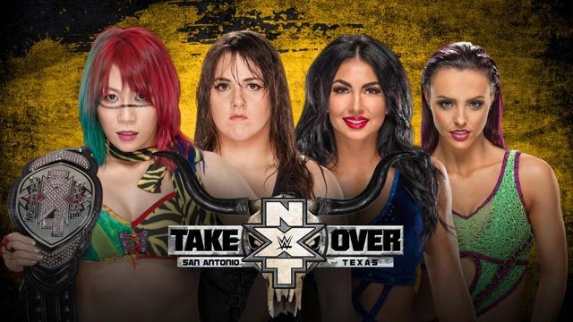 NXT TakeOver : San Antonio du 28/01/2017 20170111