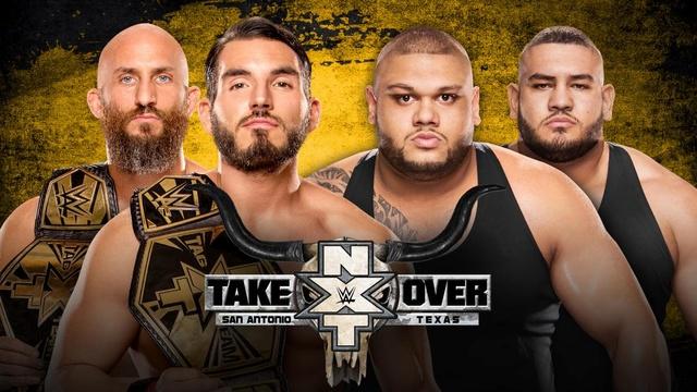 NXT TakeOver : San Antonio du 28/01/2017 20170112