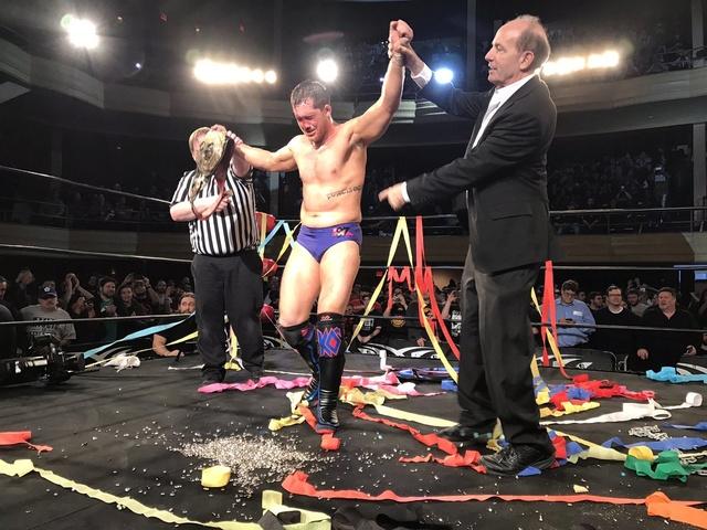 [Résultats] ROH Final Battle du 2/12/2016 Cyugut10