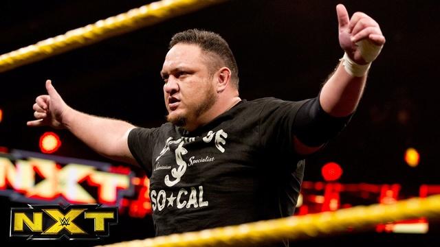 [Rumeurs] Un énorme push à prévoir pour un lutteur de NXT ? Joe-110