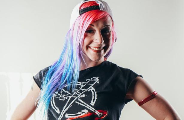 [Contrat] Trois lutteuses indy signent à la WWE ! (MAJ) Kimber10