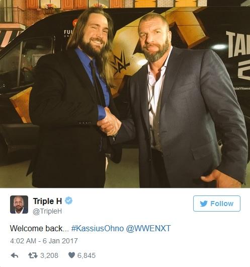 [Contrat] Chris Hero de retour à la WWE ? (mis à jour) Koh10