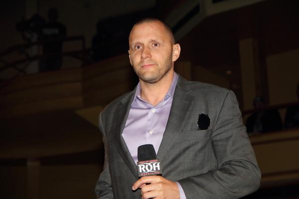[Rumeurs] Une légende de la ROH vers la WWE ? Nigel-10