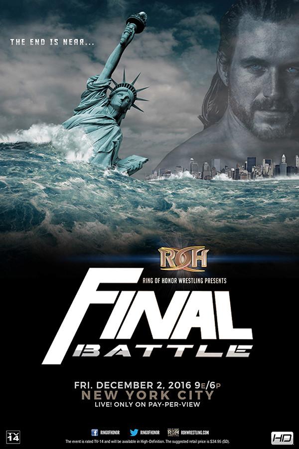 [Résultats] ROH Final Battle du 2/12/2016 Roh12010