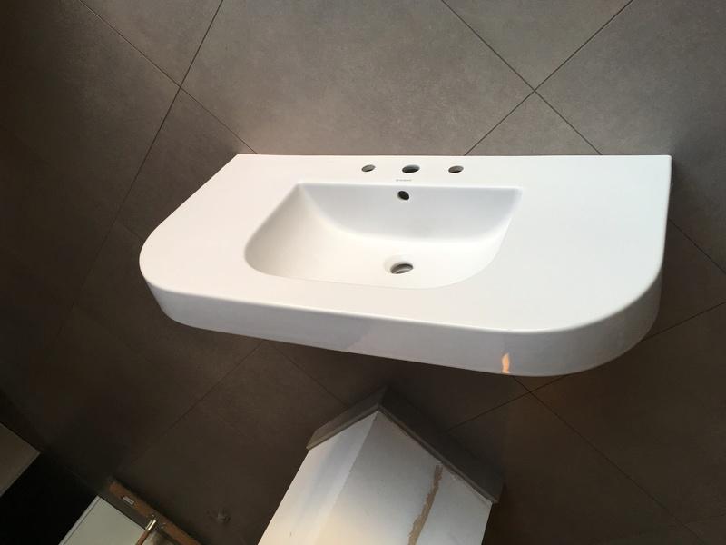 vends sanitaire duravit / hansgrohé  Img_7710