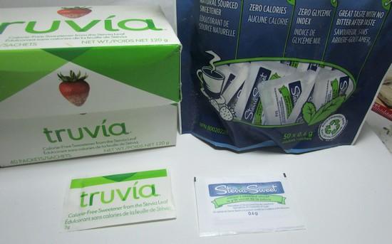 Le dosage de la stevia dans les gâteaux et autres pâtisseries Styvia10