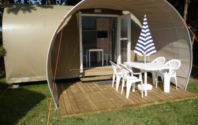 Coco Sweet 4 personnes, Camping Au fil de l'eau, 24420 Antonne-et-Trigonant (Dordogne)  024
