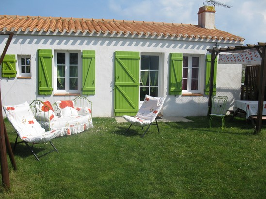 Maison de vacances,  85330 Noirmoutier-en-l'île-Le-Vieil (Vendée) 028