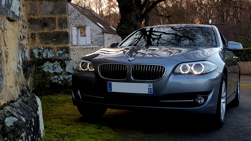 [collab] BMW Série 5 (F10) 520dA Excellis Photo111
