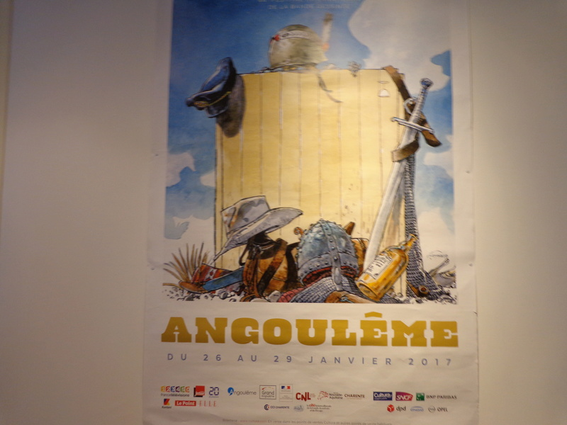 BD 44e festival d'Angoulème 2017 - Page 2 Dsc01226