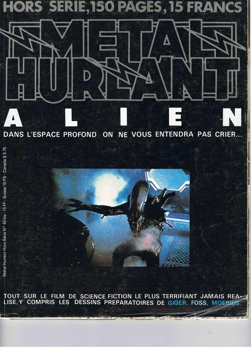 BD: Métal Hurlant (revue) Numyri10