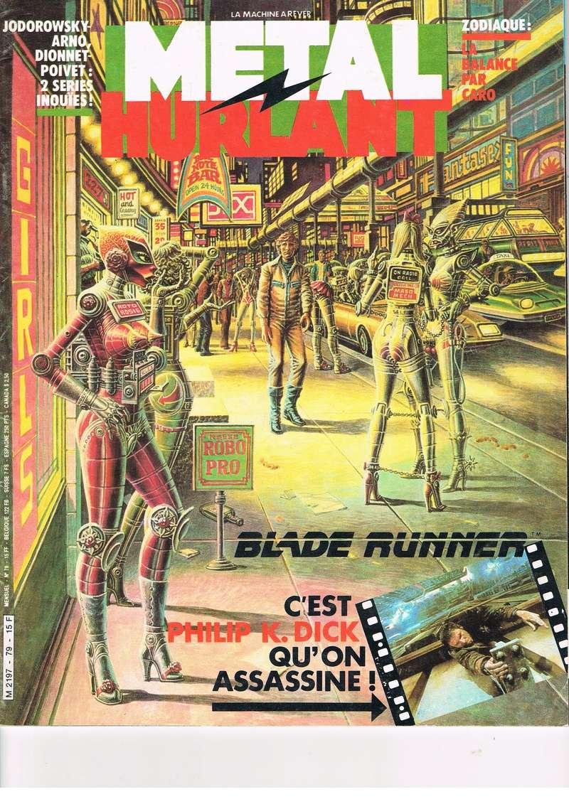 BD: Métal Hurlant (revue) Numyri12