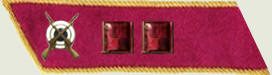 Insignes de grade soviétiques Rkka4215