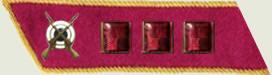 Insignes de grade soviétiques Rkka4217