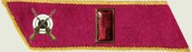 Insignes de grade soviétiques Rkka4218