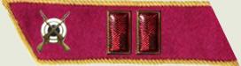 Insignes de grade soviétiques Rkka4219