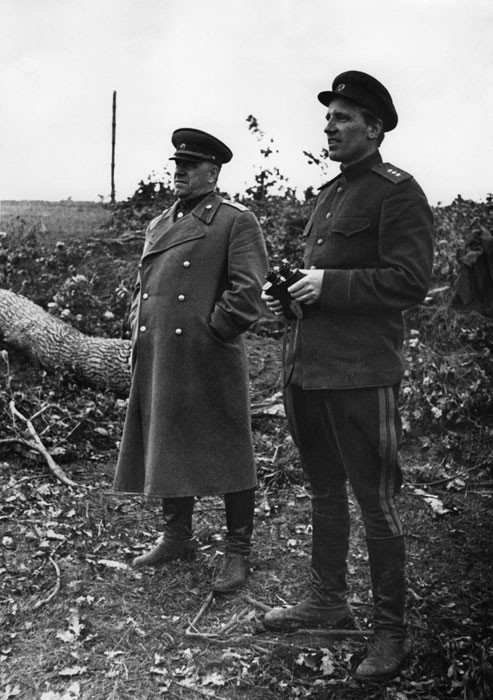 L'Armée de l'Air Soviétique 1941 à 1945 Zhukov10
