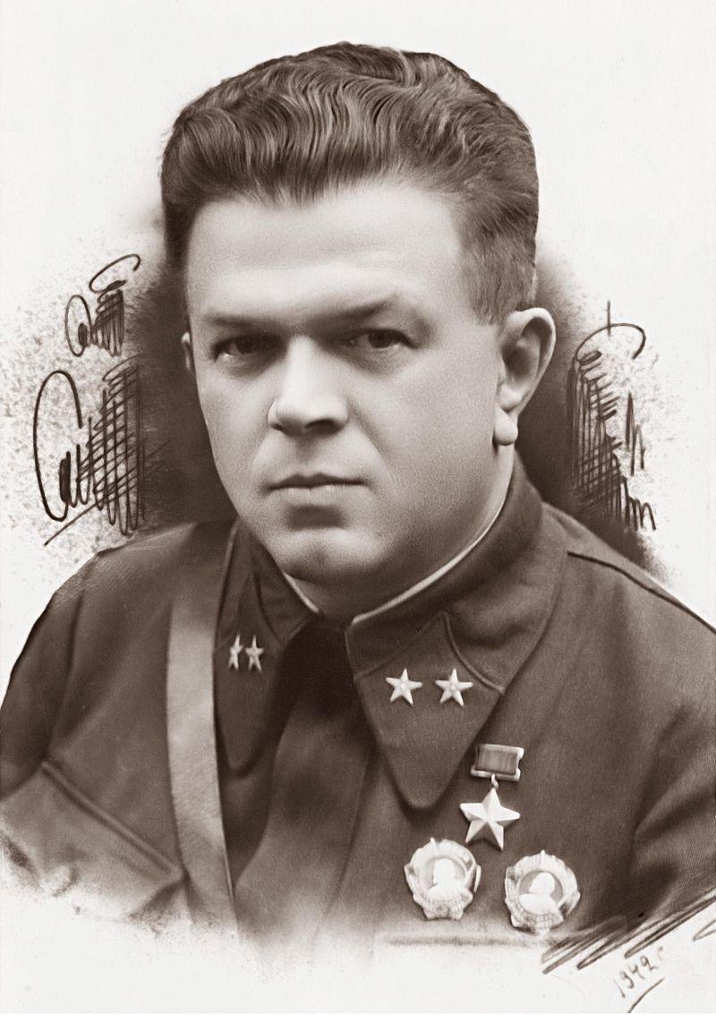 L'Armée de l'Air Soviétique 1941 à 1945 Zhurav10