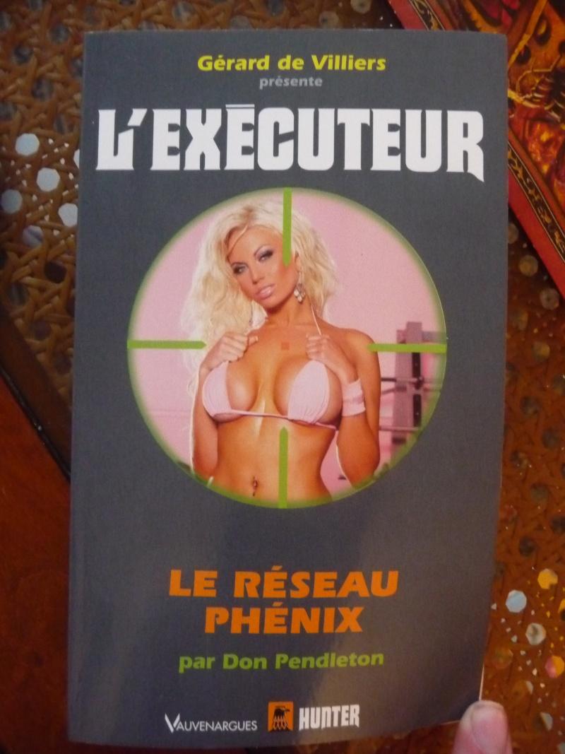 executeur - Le Reseau Phenix (l'Exécuteur T300) de Don Pendleton P1170610