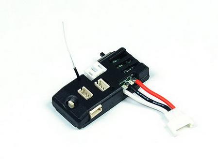 Radio compatible avec récepteur AMZ  Bz-esc10