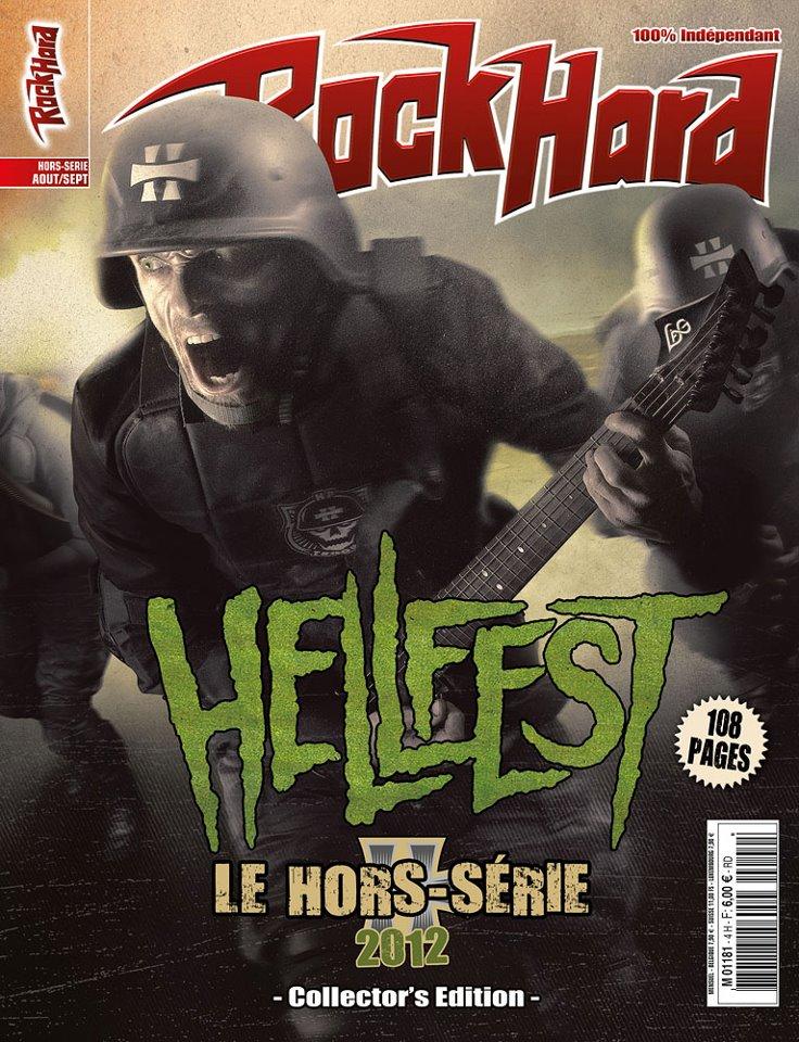 Rock Hard magazine 48825811