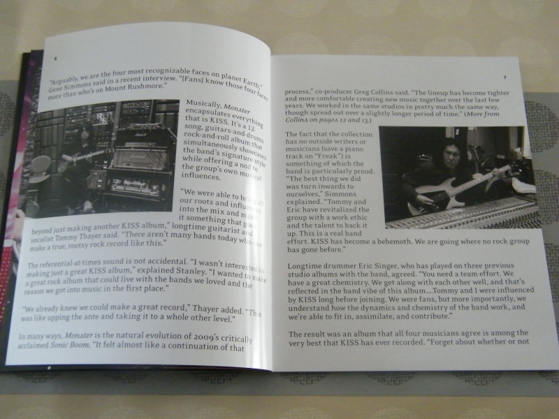 the Monster ZinePak magazine Dscf4618