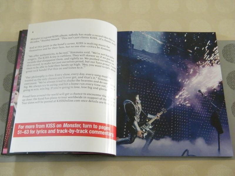 the Monster ZinePak magazine Dscf4627