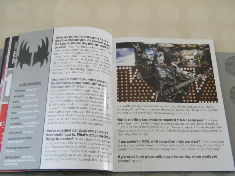 the Monster ZinePak magazine Dscf4629