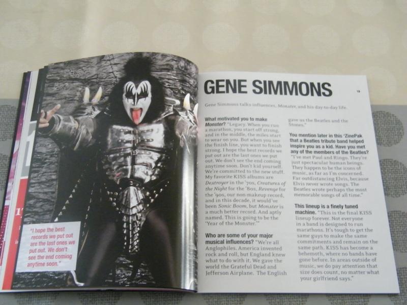 the Monster ZinePak magazine Dscf4630
